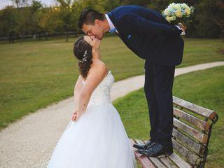 Le mariage de Marjeleine  et Guilherme