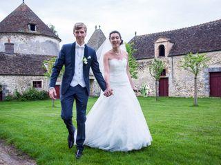 Le mariage de Stéphanie et Pierre