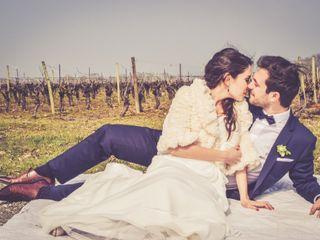 Le mariage de Valéria et Benjamin