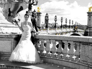 Le mariage de Lilia et Houcine