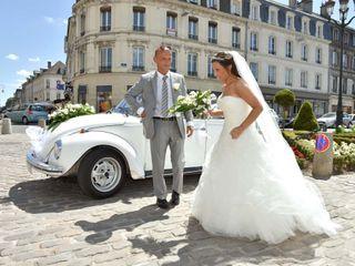 Le mariage de Andréa et Benjamin 2