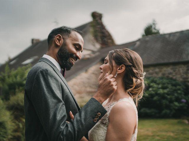 Le mariage de Prem et Hélène à Quimper, Finistère 25