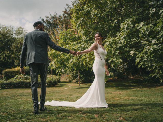Le mariage de Hélène et Prem