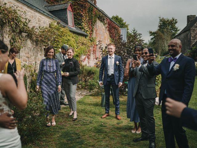Le mariage de Prem et Hélène à Quimper, Finistère 32