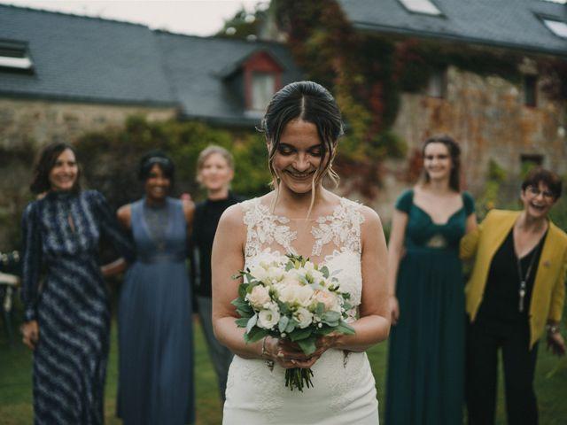 Le mariage de Prem et Hélène à Quimper, Finistère 35