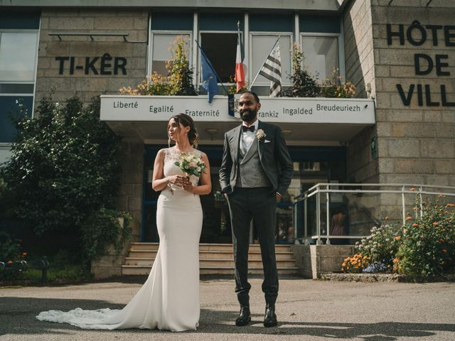 Le mariage de Prem et Hélène à Quimper, Finistère 36
