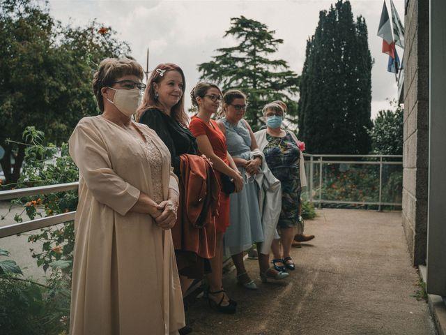 Le mariage de Prem et Hélène à Quimper, Finistère 49