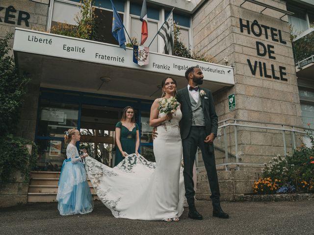 Le mariage de Prem et Hélène à Quimper, Finistère 52