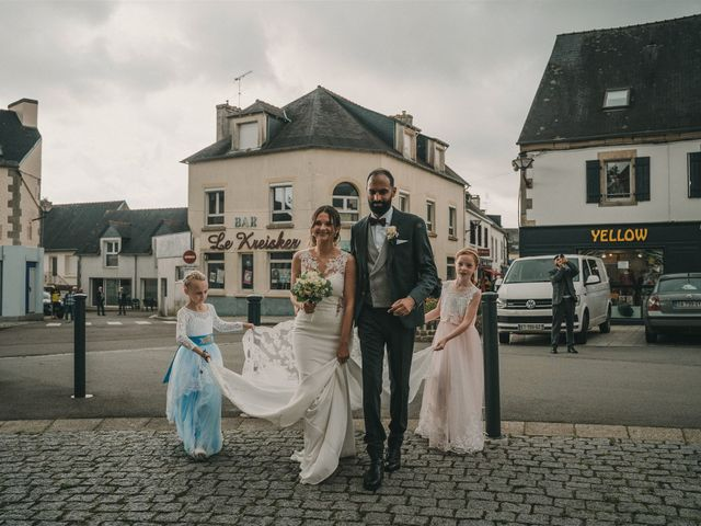 Le mariage de Prem et Hélène à Quimper, Finistère 55