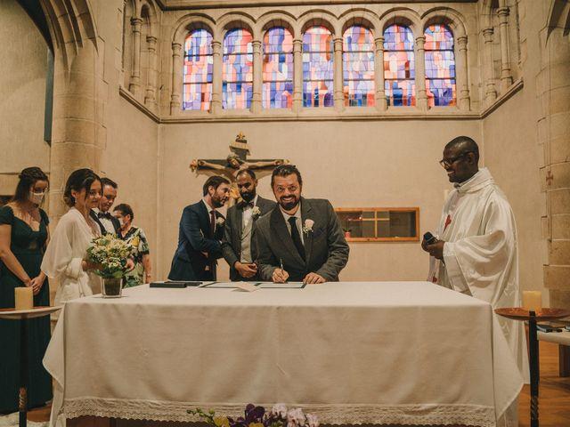 Le mariage de Prem et Hélène à Quimper, Finistère 76