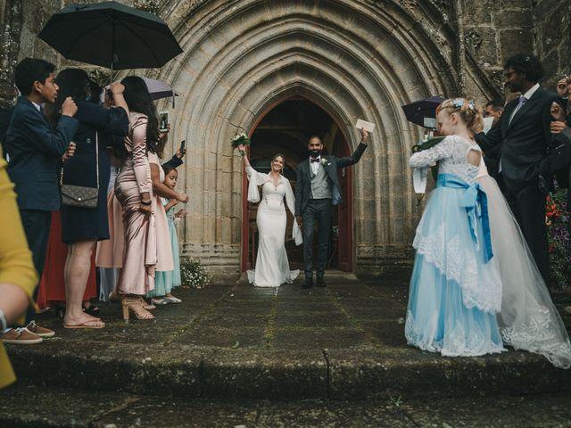 Le mariage de Prem et Hélène à Quimper, Finistère 79