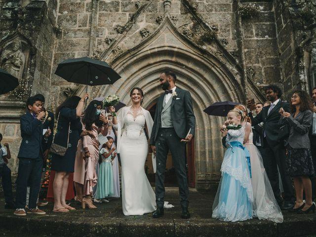 Le mariage de Prem et Hélène à Quimper, Finistère 80