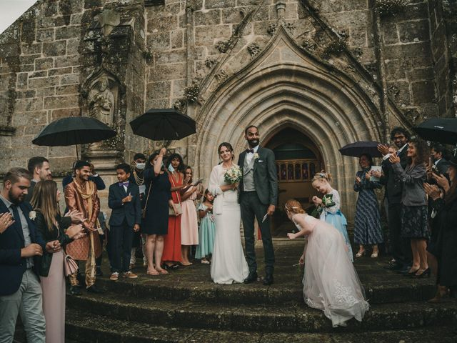 Le mariage de Prem et Hélène à Quimper, Finistère 83