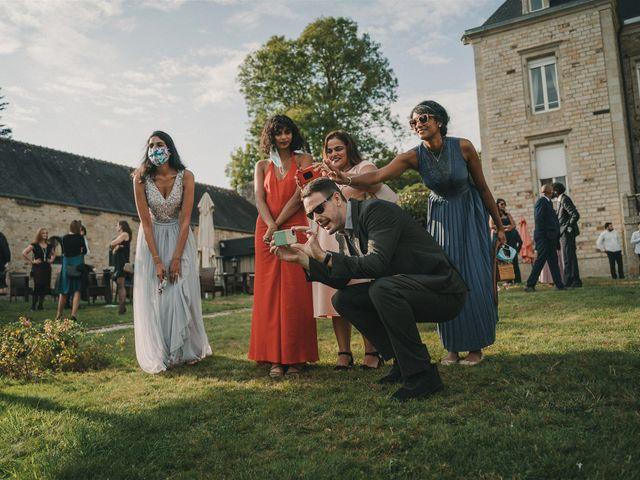 Le mariage de Prem et Hélène à Quimper, Finistère 86
