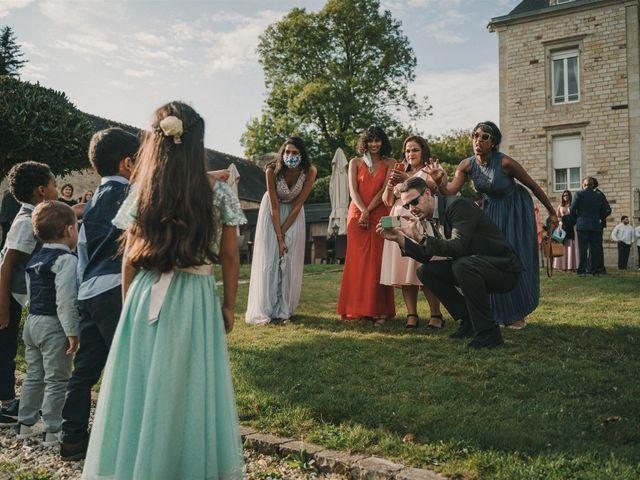 Le mariage de Prem et Hélène à Quimper, Finistère 87