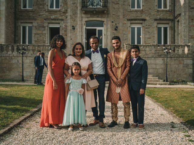 Le mariage de Prem et Hélène à Quimper, Finistère 90