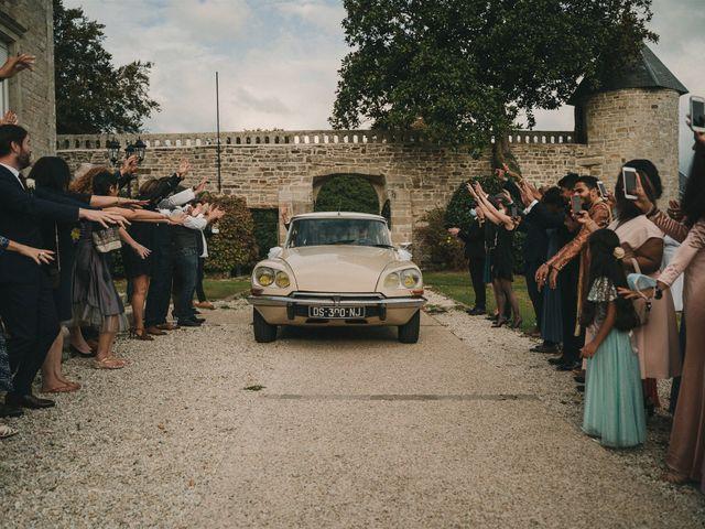 Le mariage de Prem et Hélène à Quimper, Finistère 95