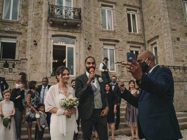 Le mariage de Prem et Hélène à Quimper, Finistère 97