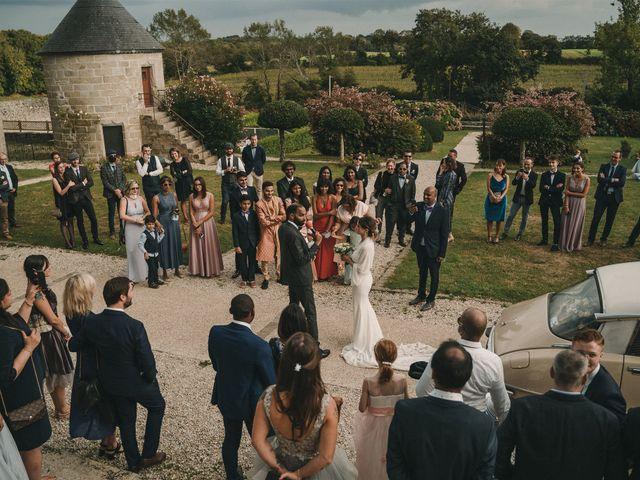 Le mariage de Prem et Hélène à Quimper, Finistère 100