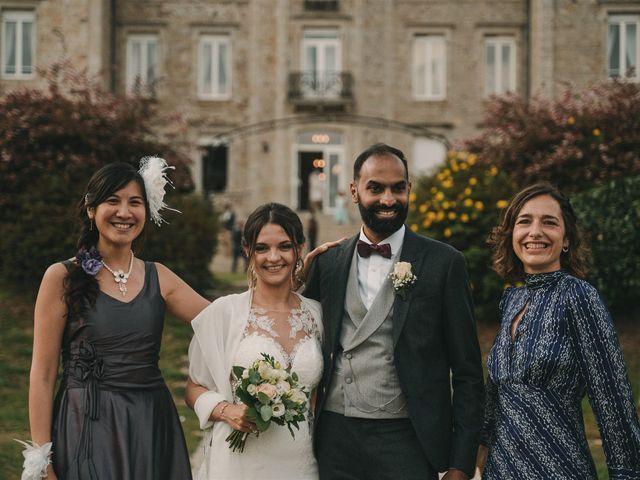 Le mariage de Prem et Hélène à Quimper, Finistère 109