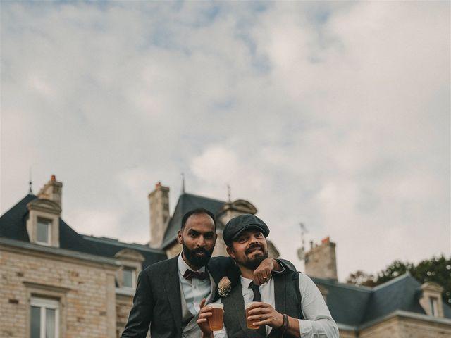 Le mariage de Prem et Hélène à Quimper, Finistère 110