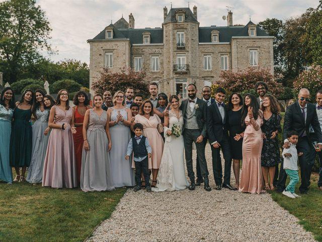 Le mariage de Prem et Hélène à Quimper, Finistère 113