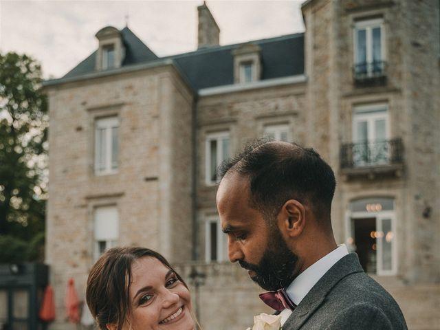 Le mariage de Prem et Hélène à Quimper, Finistère 115