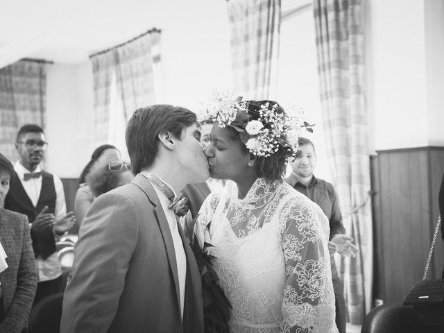 Le mariage de Bertrand et Jazz à Chessy, Seine-et-Marne 33