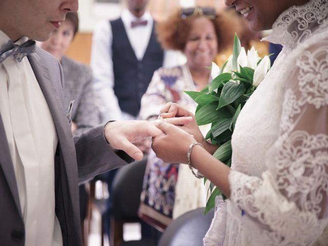 Le mariage de Bertrand et Jazz à Chessy, Seine-et-Marne 34