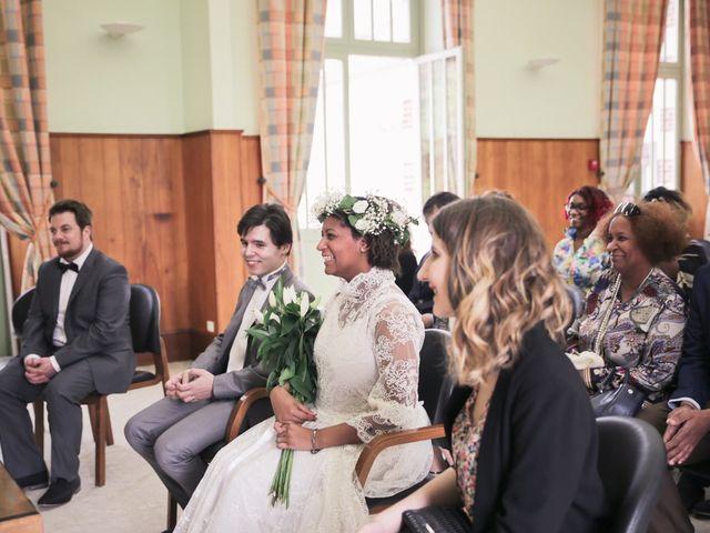 Le mariage de Bertrand et Jazz à Chessy, Seine-et-Marne 36