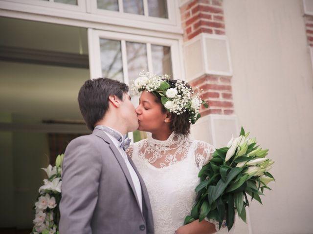 Le mariage de Bertrand et Jazz à Chessy, Seine-et-Marne 40