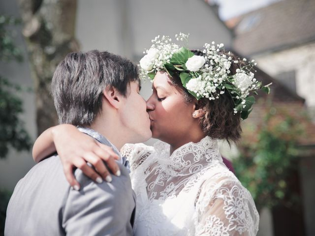 Le mariage de Bertrand et Jazz à Chessy, Seine-et-Marne 43