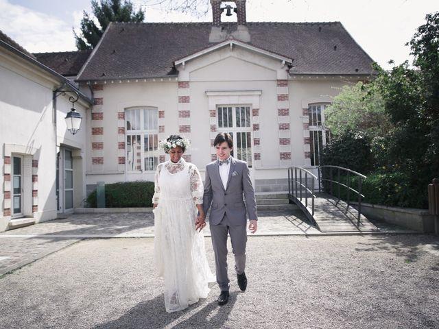 Le mariage de Bertrand et Jazz à Chessy, Seine-et-Marne 44