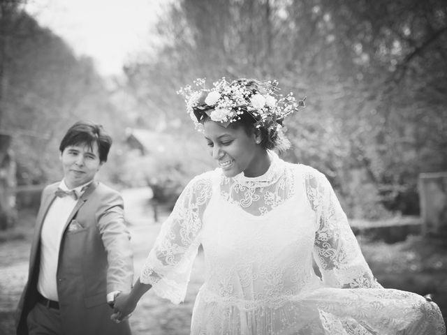 Le mariage de Bertrand et Jazz à Chessy, Seine-et-Marne 48