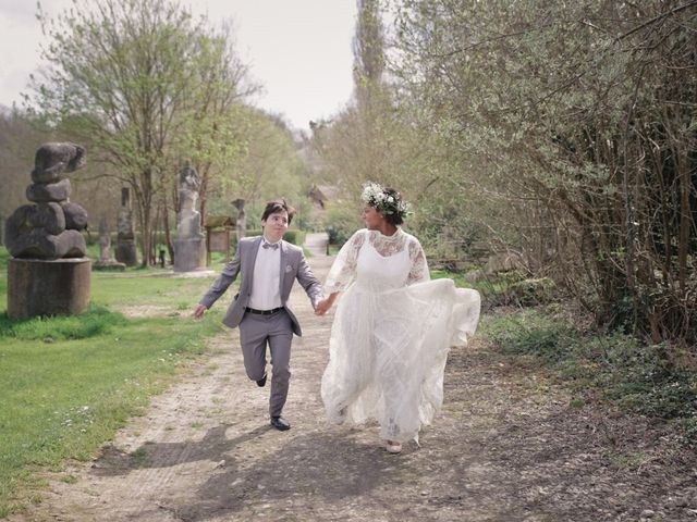 Le mariage de Bertrand et Jazz à Chessy, Seine-et-Marne 49