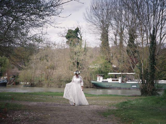 Le mariage de Bertrand et Jazz à Chessy, Seine-et-Marne 50