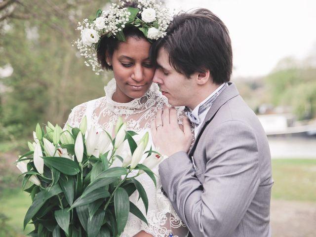 Le mariage de Bertrand et Jazz à Chessy, Seine-et-Marne 54