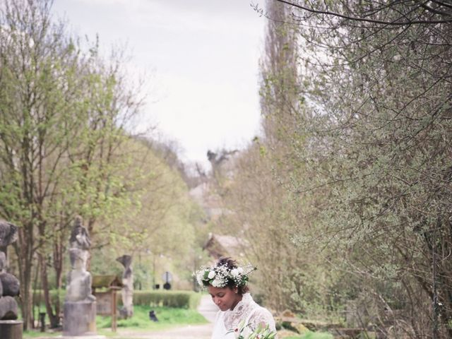 Le mariage de Bertrand et Jazz à Chessy, Seine-et-Marne 55