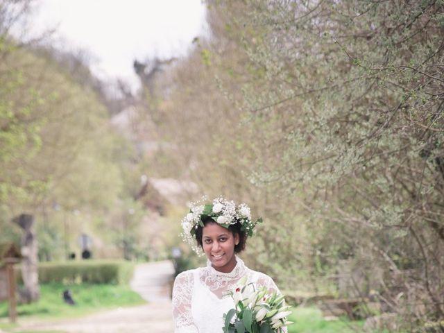 Le mariage de Bertrand et Jazz à Chessy, Seine-et-Marne 56