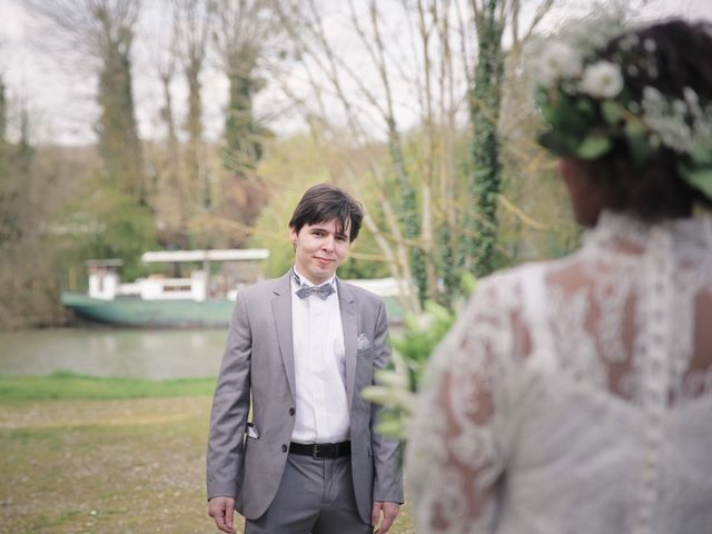 Le mariage de Bertrand et Jazz à Chessy, Seine-et-Marne 58