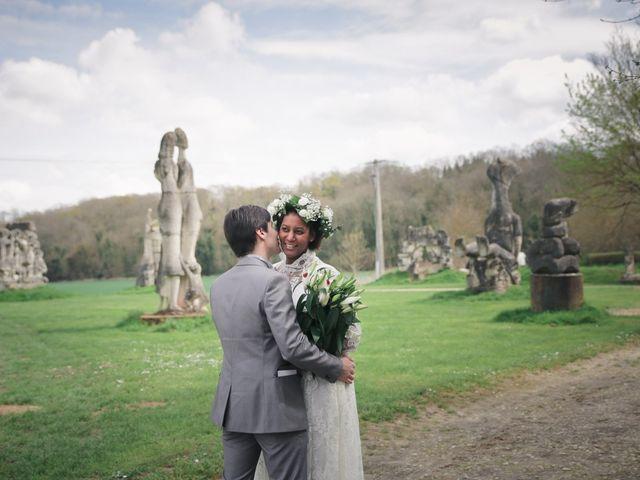 Le mariage de Bertrand et Jazz à Chessy, Seine-et-Marne 59