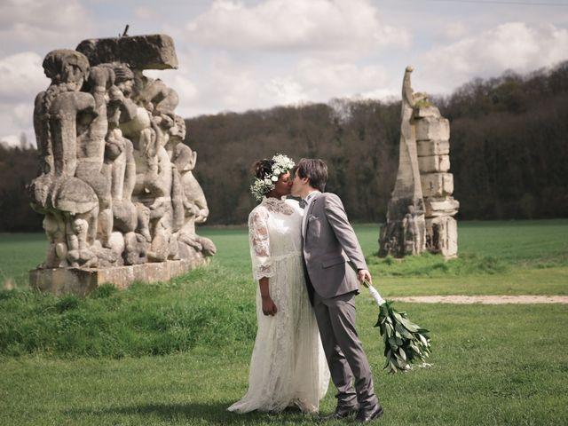 Le mariage de Bertrand et Jazz à Chessy, Seine-et-Marne 66