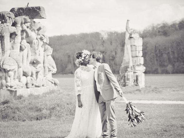Le mariage de Bertrand et Jazz à Chessy, Seine-et-Marne 67