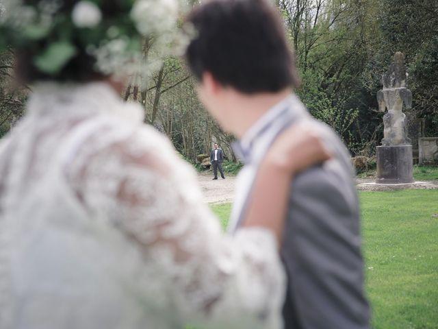 Le mariage de Bertrand et Jazz à Chessy, Seine-et-Marne 68