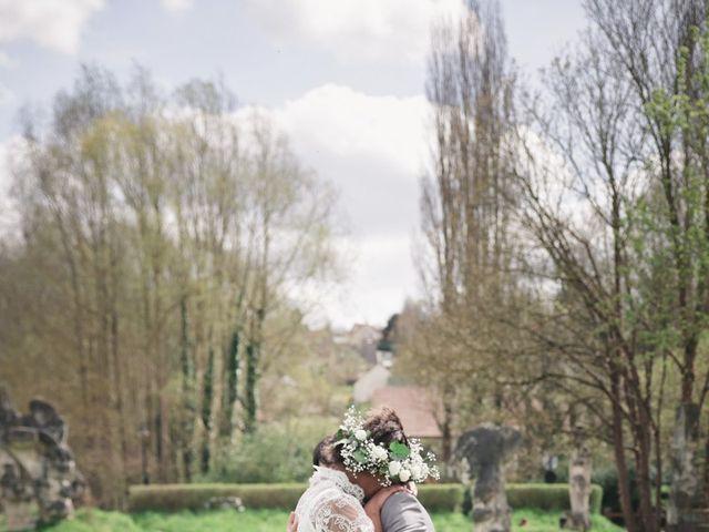 Le mariage de Bertrand et Jazz à Chessy, Seine-et-Marne 69
