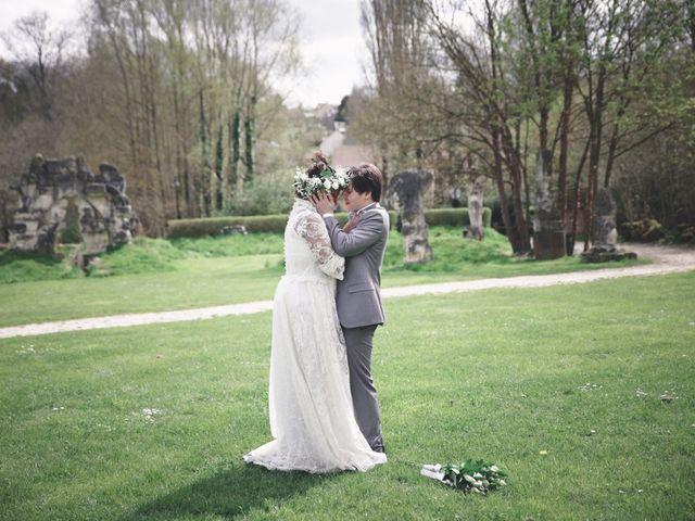 Le mariage de Bertrand et Jazz à Chessy, Seine-et-Marne 70
