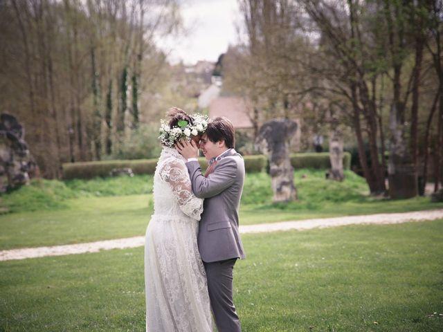 Le mariage de Bertrand et Jazz à Chessy, Seine-et-Marne 71