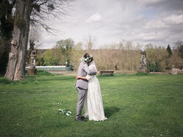 Le mariage de Bertrand et Jazz à Chessy, Seine-et-Marne 72