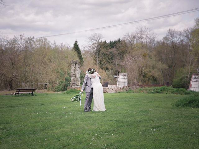 Le mariage de Bertrand et Jazz à Chessy, Seine-et-Marne 73