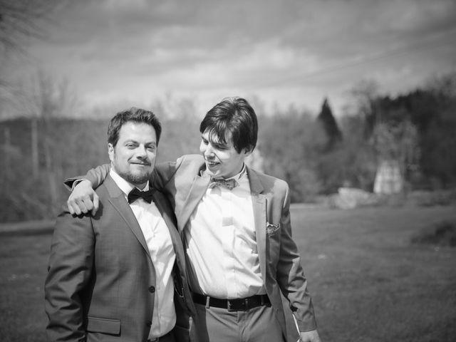 Le mariage de Bertrand et Jazz à Chessy, Seine-et-Marne 75
